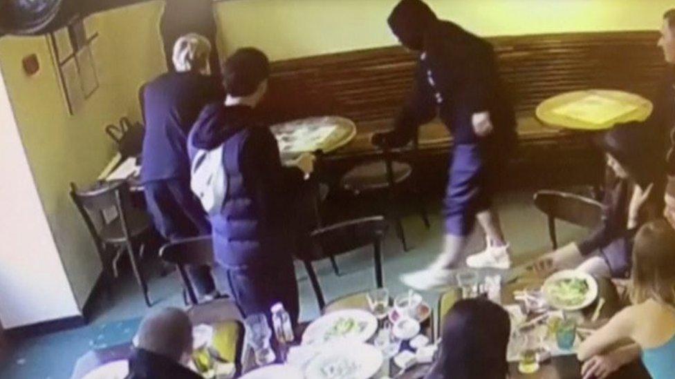Snimak Kokorina i Mamajeva od 5. oktobra