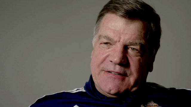 Sunderland's Sam Allardyce