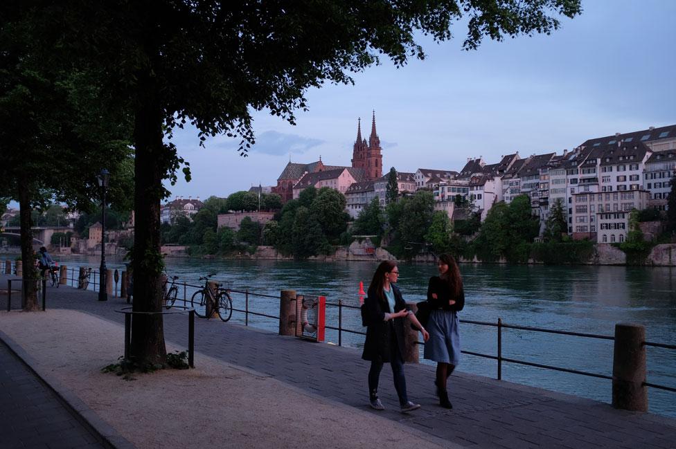 Basilea, Suiza.