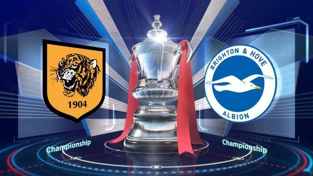 Highlights: Hull 1-0 Brighton