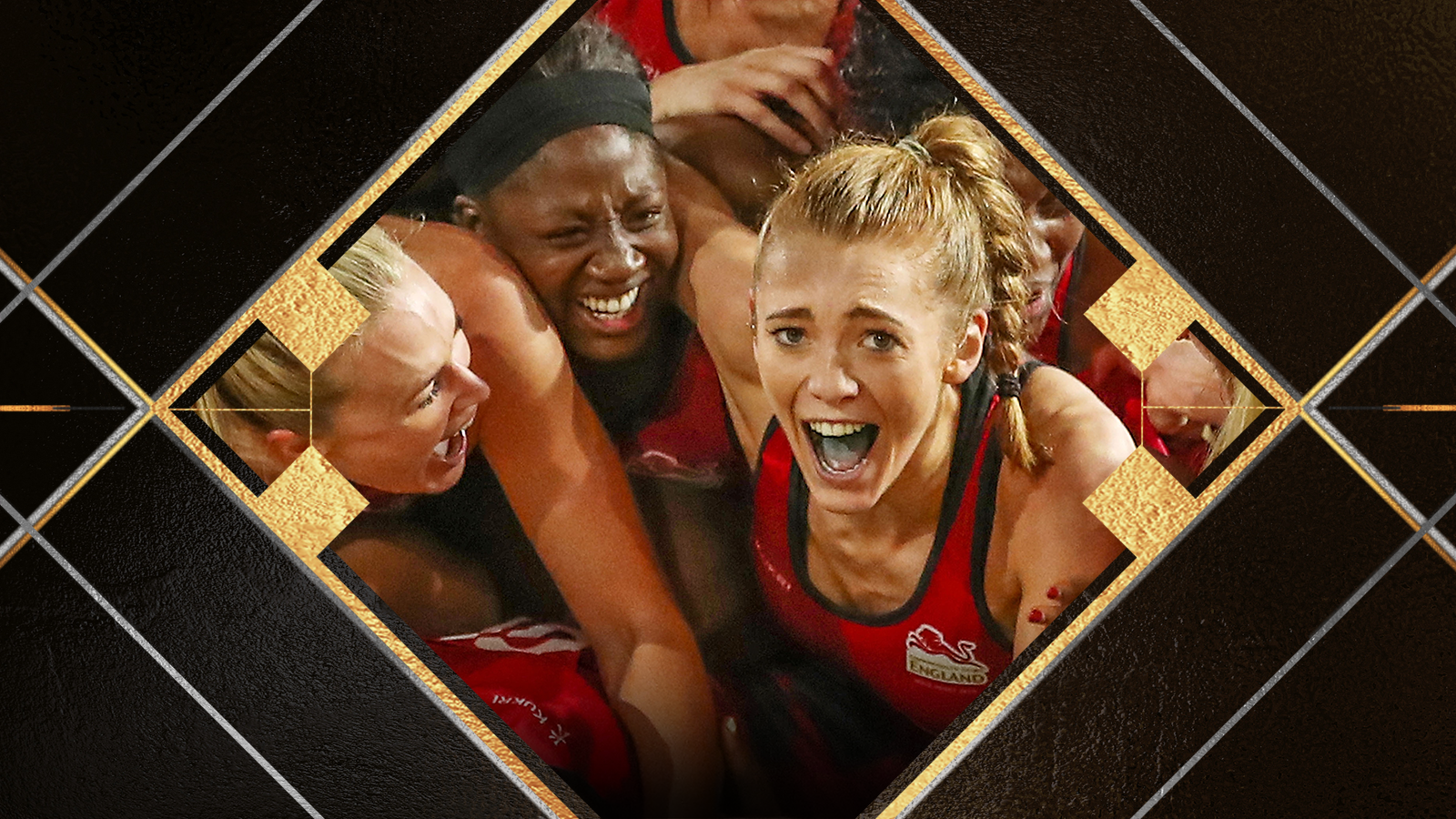 England netball stars scoop two awards including team of the year