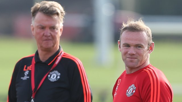 Louis van Gaal - Wayne Rooney has more credit than any other player