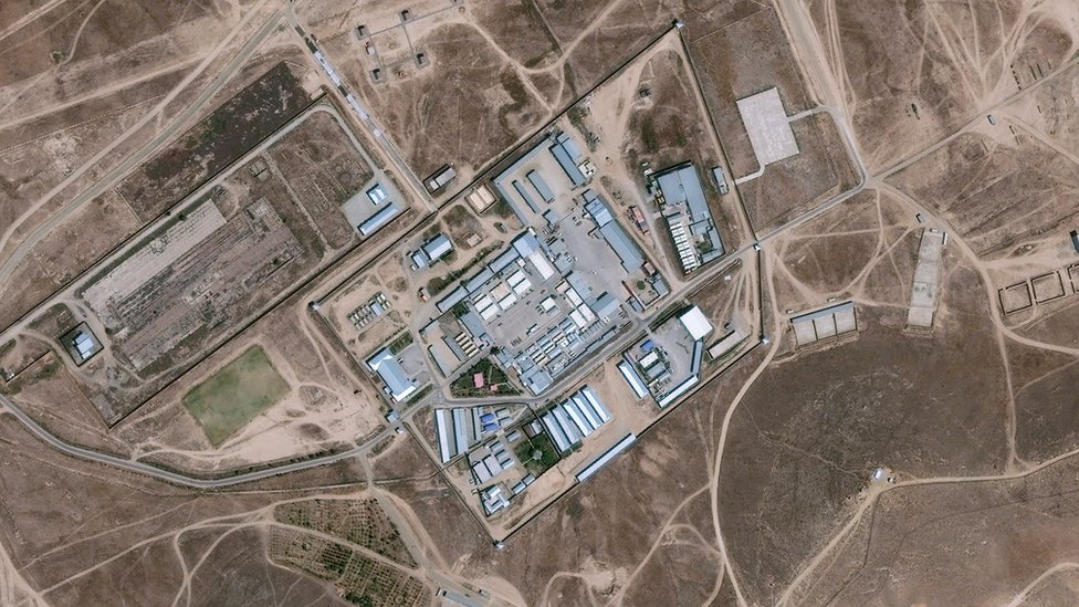 Afganistan'ın başkenti Kabil'deki bu yerin CIA'in 'siyah alan' adı verilen gizli sorgulama merkezlerinden biri olduğu öne sürülüyor