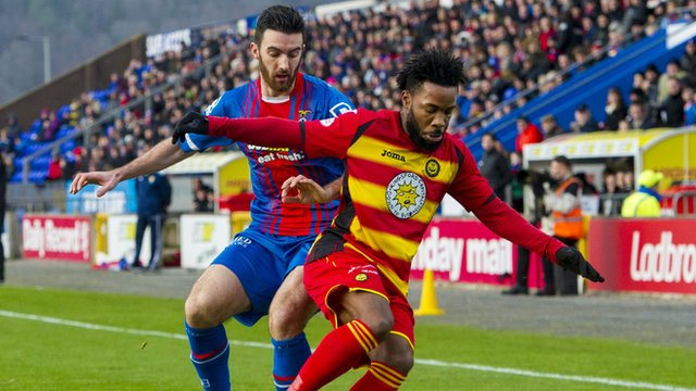 Highlights - Inverness CT 0-0 Partick Thistle