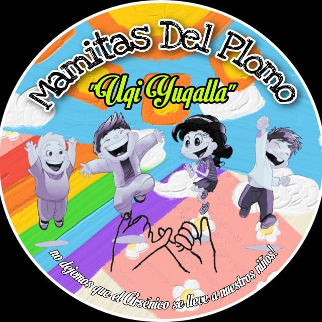logo de mamitas del plomo