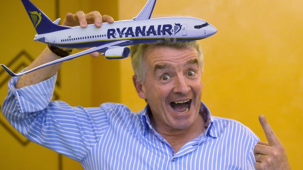 Ryanair boss Michael O'Leary may leave within five years