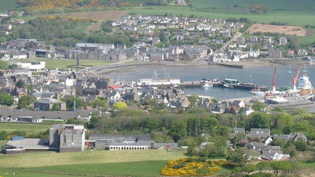 Ceann Loch Chille Chiarain.