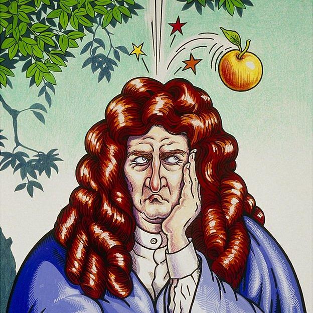 La Teoría Que Enfrentó A Isaac Newton Y Gottfried Leibniz Tele 13