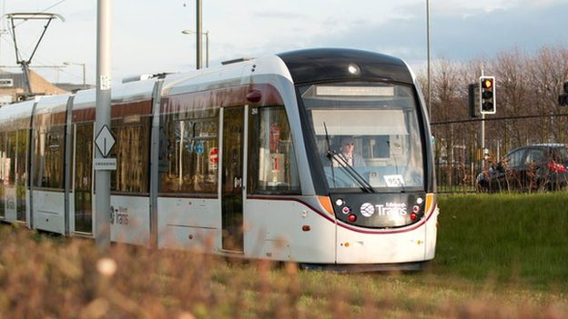 Edinburgh's trams see passenger numbers and profits up