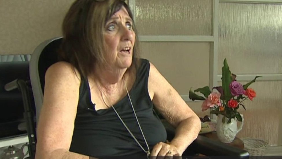 Gwenda Owen calls for change in law on 'end of life' choice