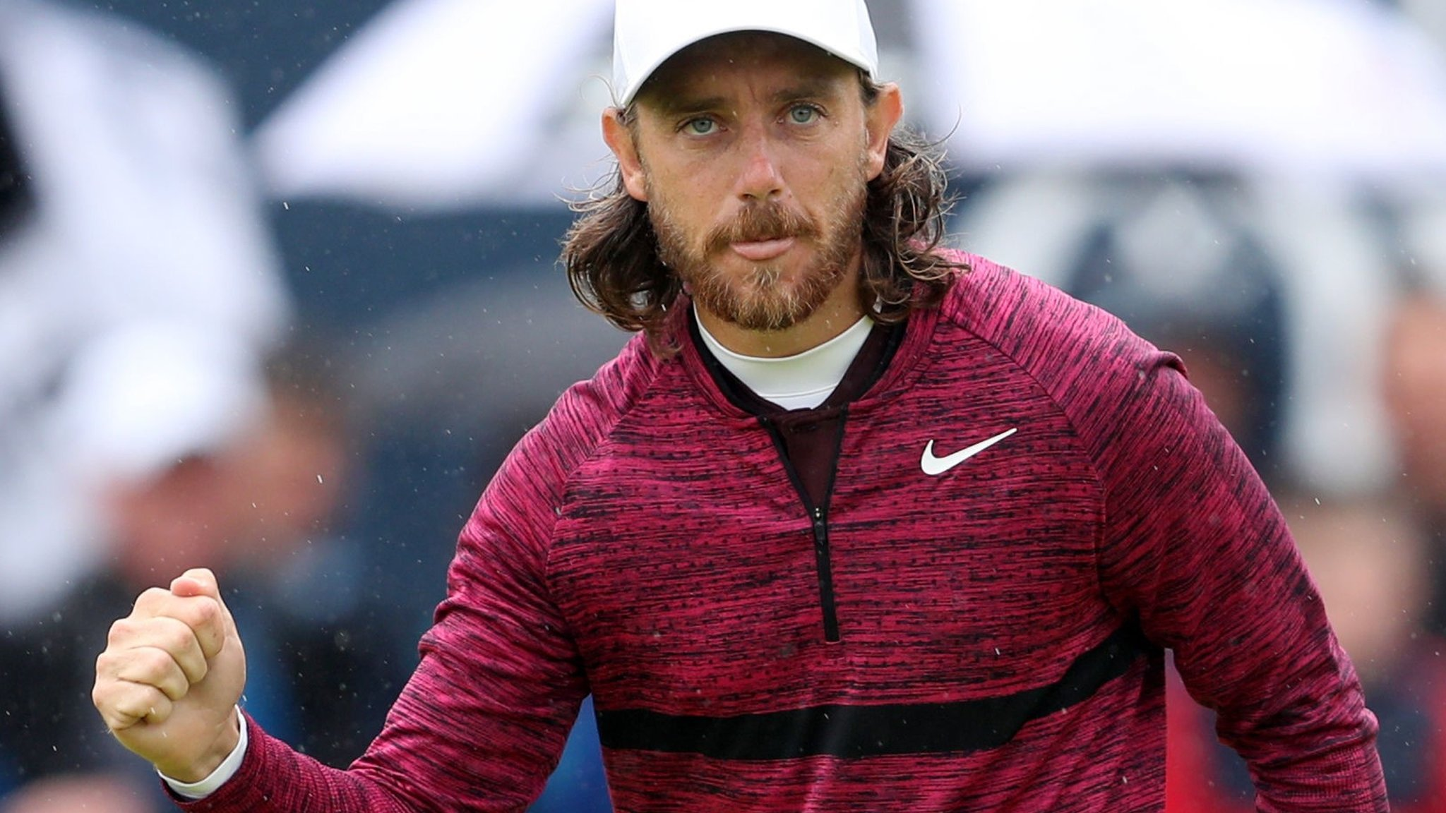 The Open 2018: Tommy Fleetwood eyes 'special' win at Carnoustie