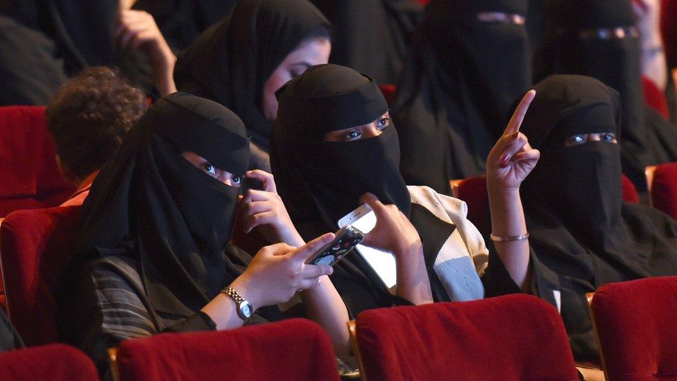 Why has Saudi Arabia suddenly decided cinema is OK?