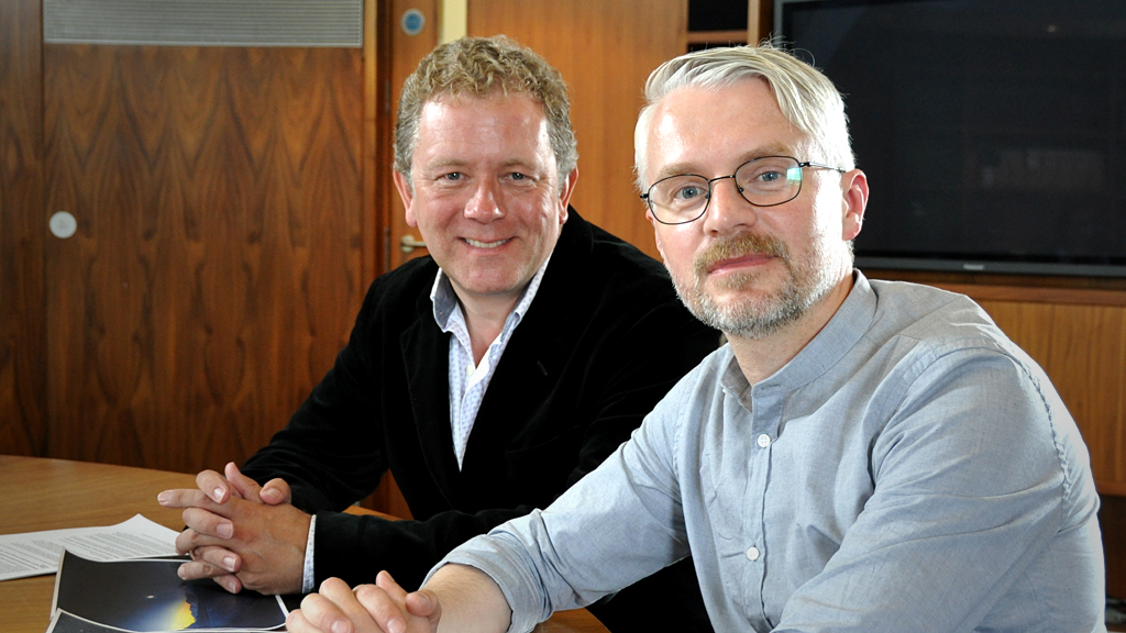 Jon Culshaw and Marek Kukula