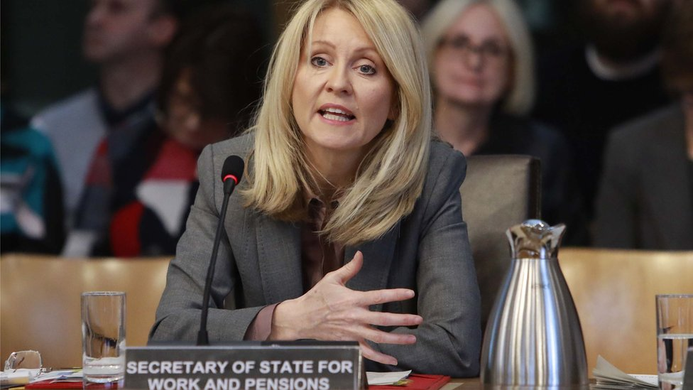 McVey calls 'rape clause' an 'opportunity' for victims