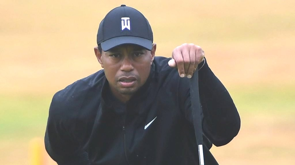 The Open 2018: Tiger Woods holes 'absolutely perfect' back-to-back birdies