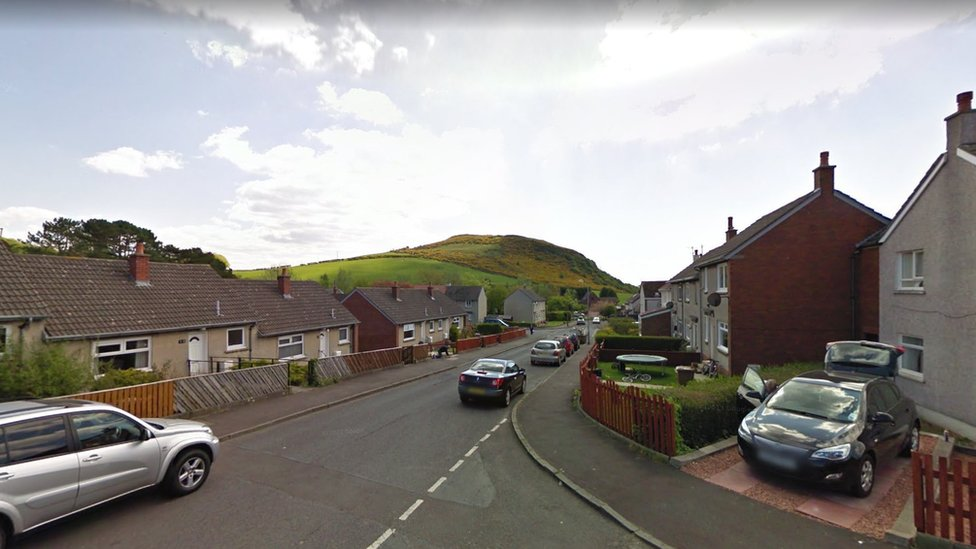 Man, 68, found dead after house fire in West Kilbride