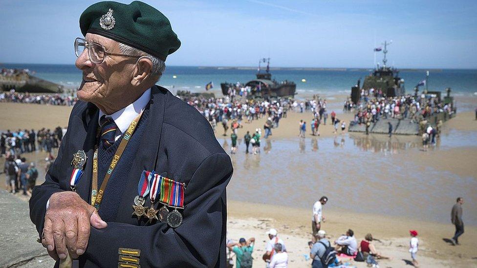 Veterano del Día D