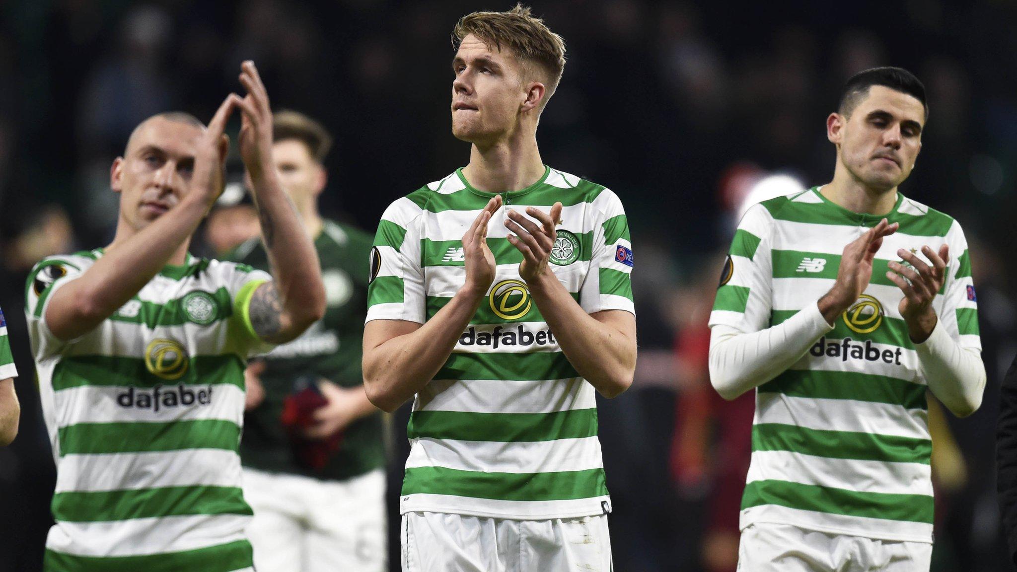 Celtic's Europa League last 32 qualification a huge achievement - Rodgers