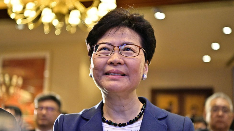 Carrie Lam: The controversial leader of Hong Kong - BBC News