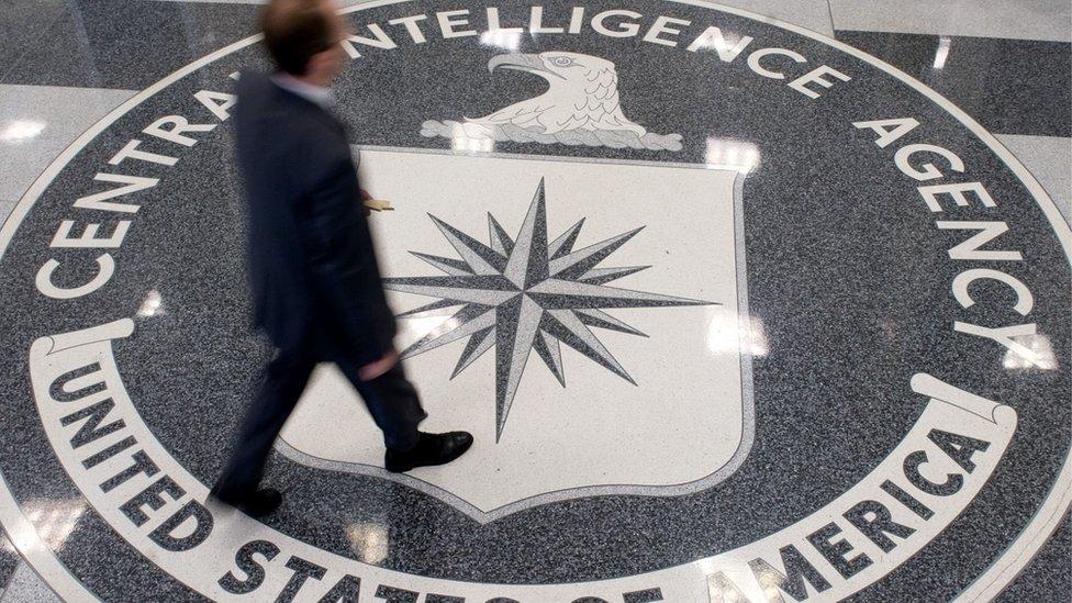 CIA logosu