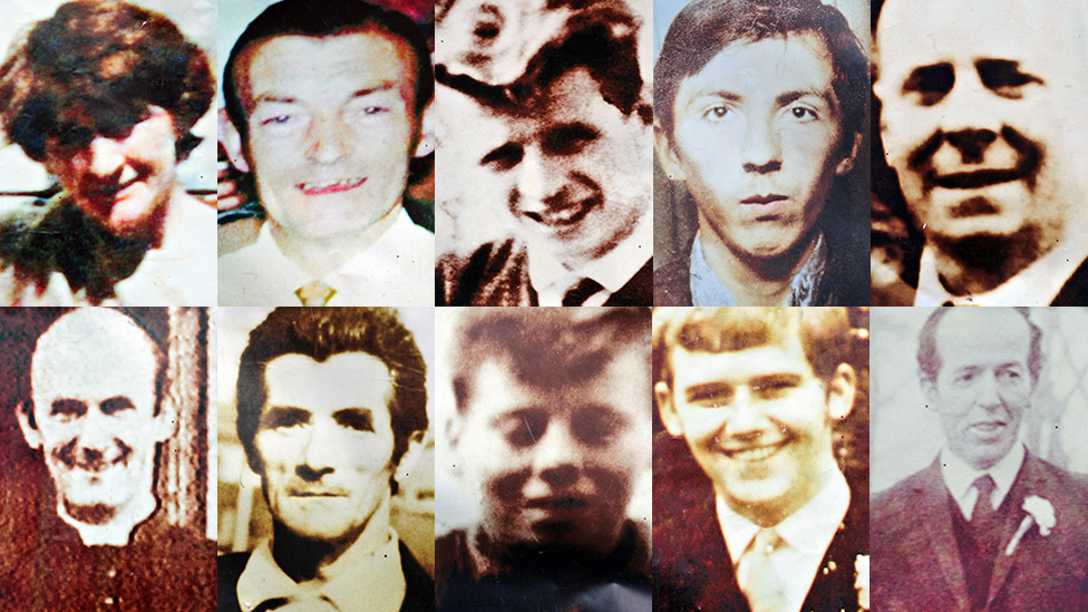 Ballymurphy inquest: Families describe lost loved ones