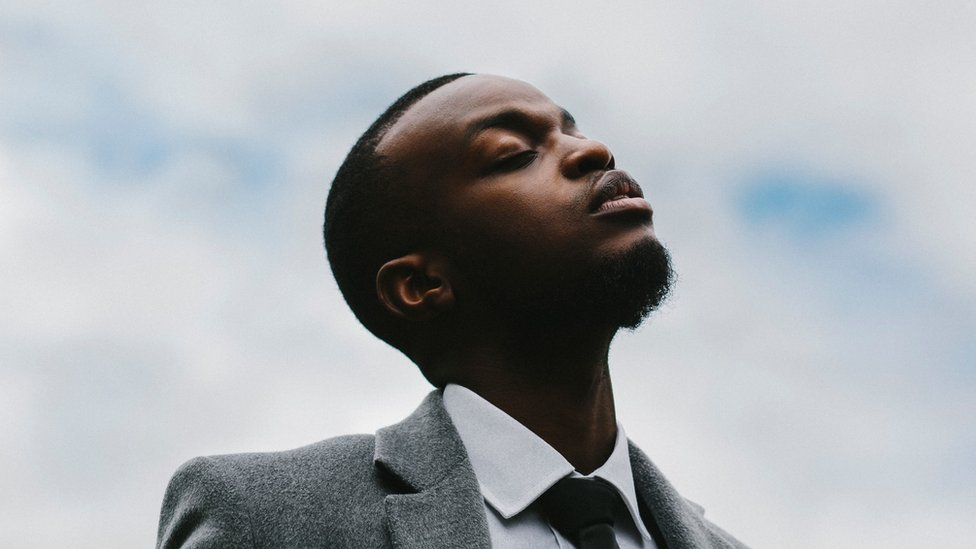 George the Poet: Social media gives poets 'a fair shot'