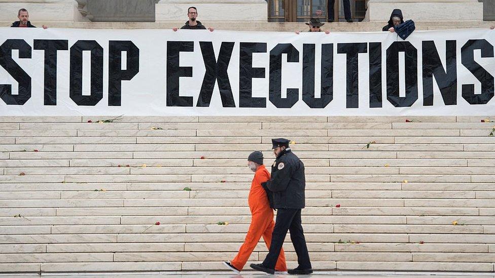 Ejecutan primer preso en Nebraska, EE.UU., en 21 años