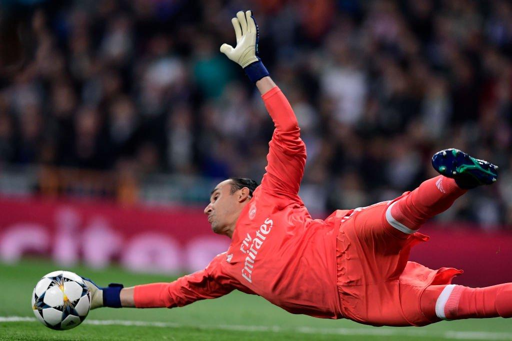 Florentino asegura que Keylor se quedará en el Madrid por muchos años