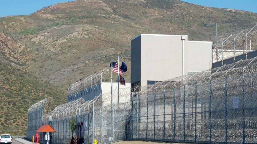 Centro de detención de Otay Mesa