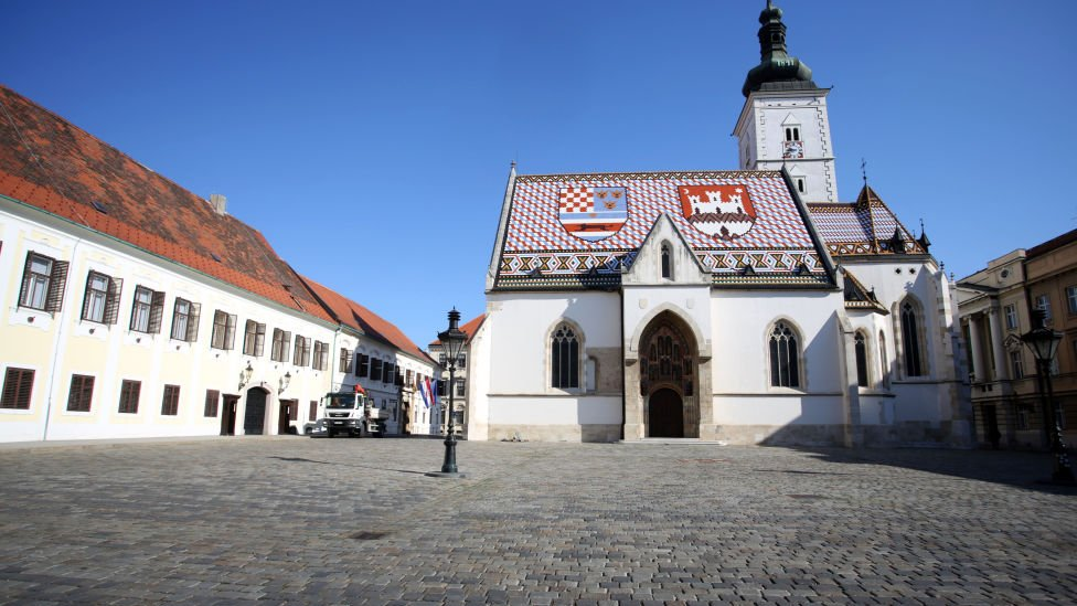 Stari grad Zagreb je pust
