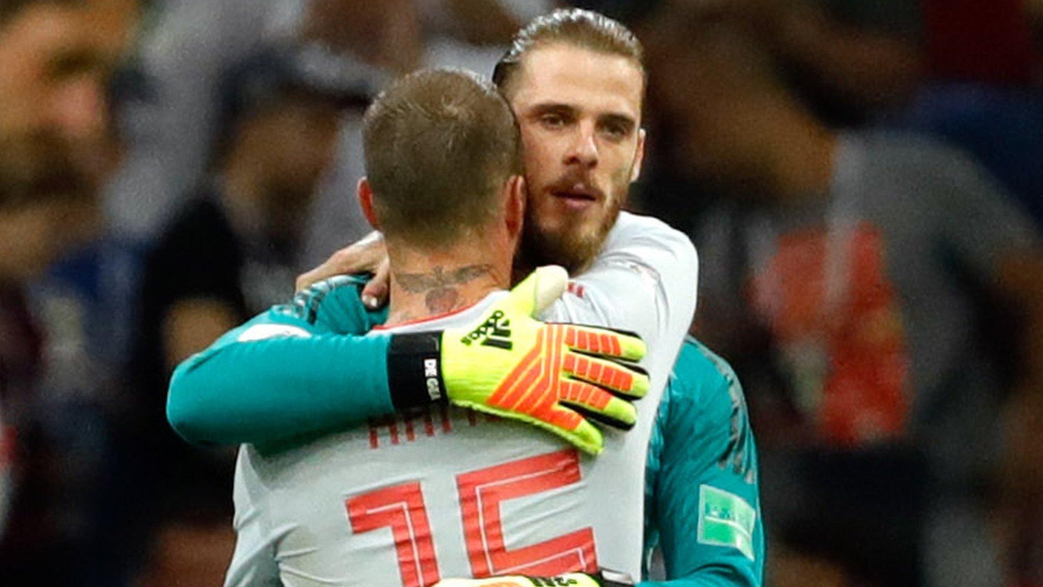 World Cup 2018: Spain players 'don't doubt' David de Gea, says Fernando Hierro