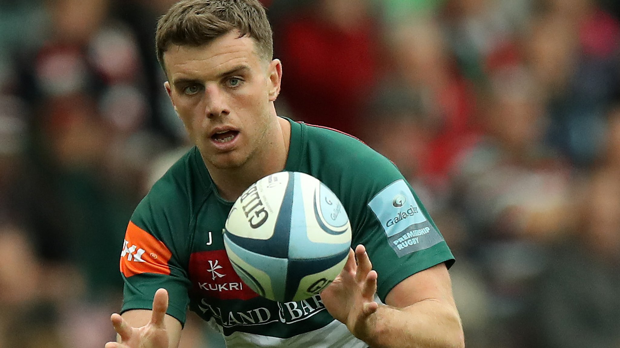 George Ford: Leicester Tigers thankful for 'phenomenal' fly-half - Ben Youngs