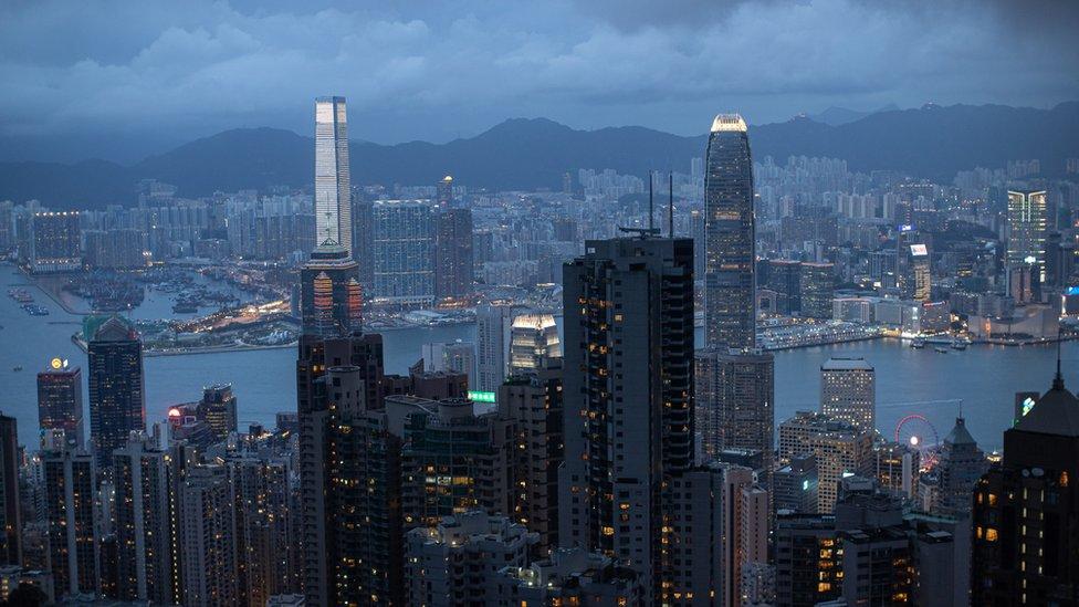 中國人大計劃繞過香港立法會在當地設立《國家安全法》,被指削弱香港的自治權。