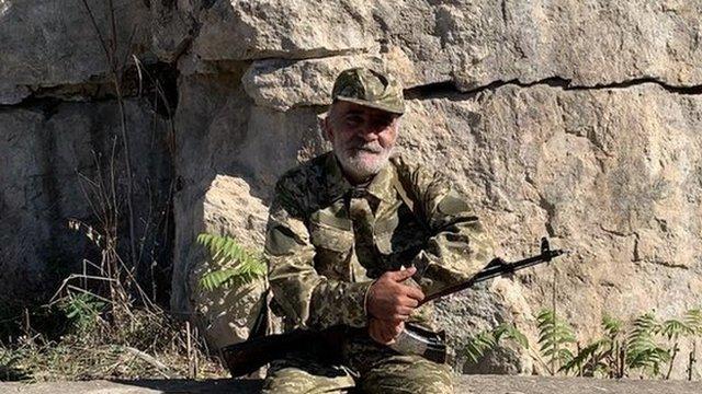 Как живут и к чему готовятся армянские ополченцы на юге Карабаха. Репортаж у линии фронта
