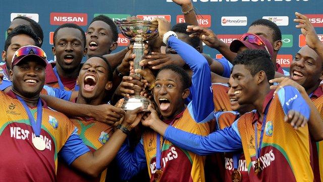 West Indies lift under-19 Cricket World Cup