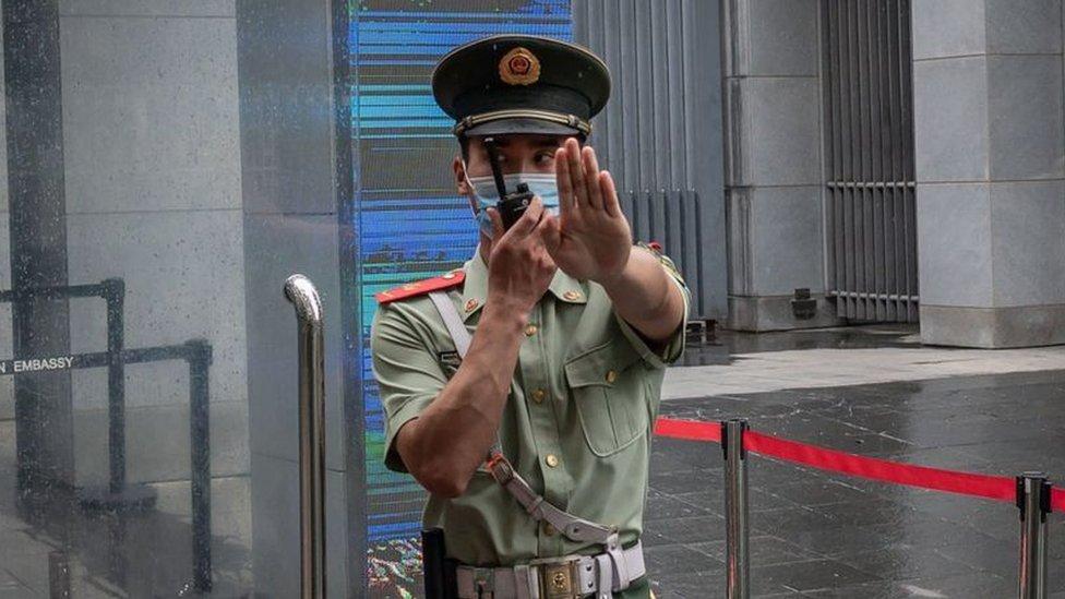 澳洲認為中國在新冠疫情處理和通報上欠缺透明度