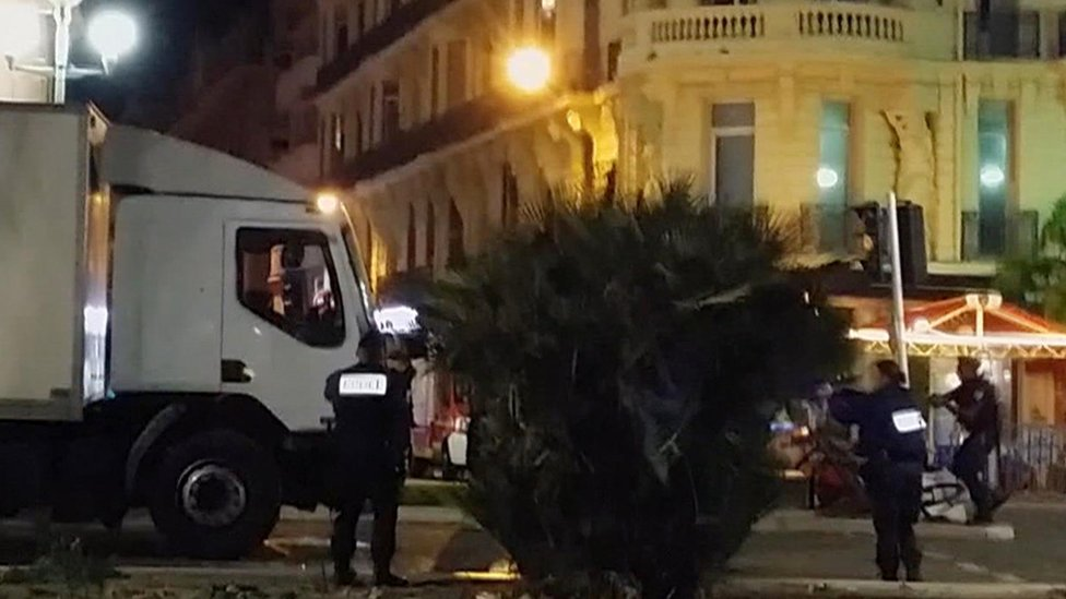 Mohamed Bouhlel was finally shot dead after killing 86 people on the seafront in Nice on 14 July