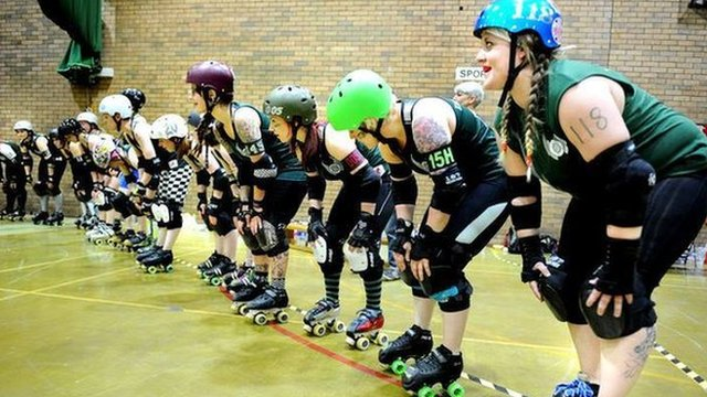 Learn the rules of Roller Derby