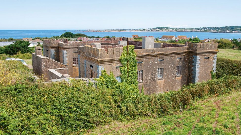 Napoleonic Fort In Guernsey Sold For 1m Bbc News