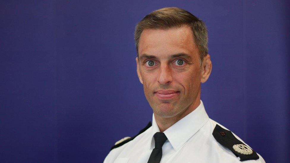 Assistant Chief Constable Dan Vajzovic