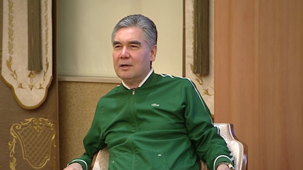 predsednik Turkmenistana