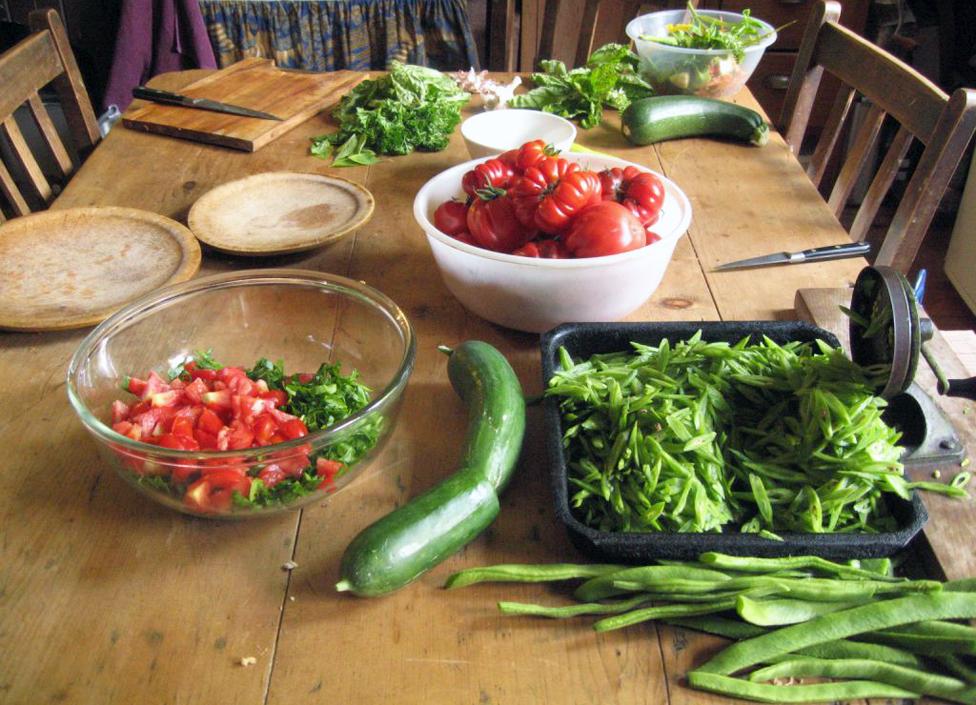 Recent produce