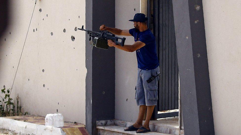 Libya'da çatışmalar devam ediyor