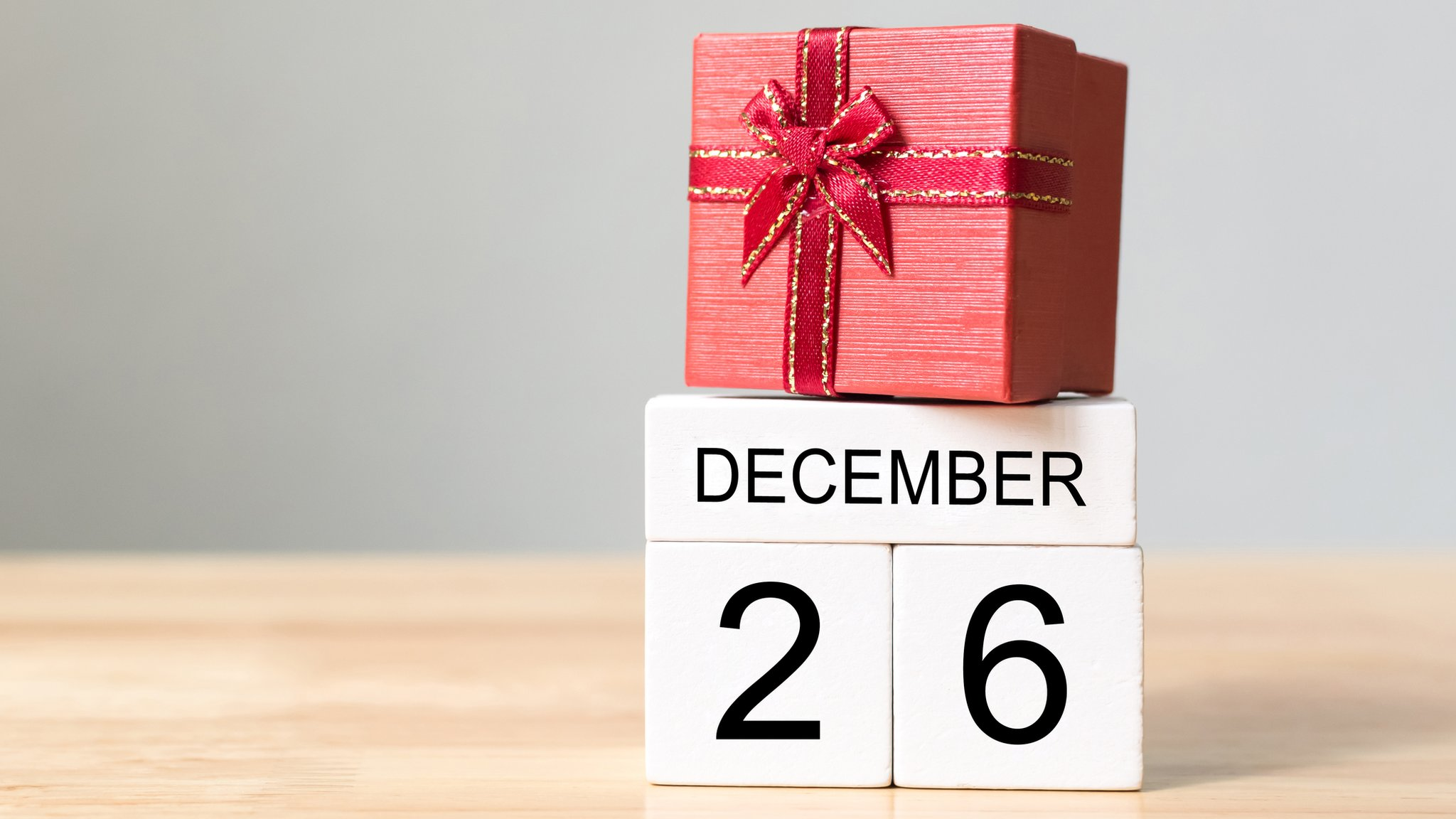 Why is it called Boxing Day? - CBBC Newsround