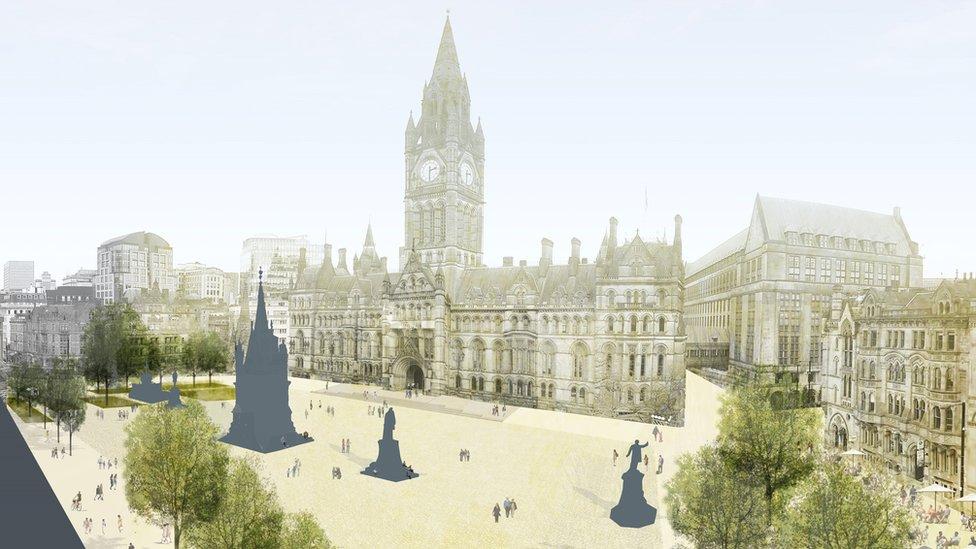 Albert Square proposals