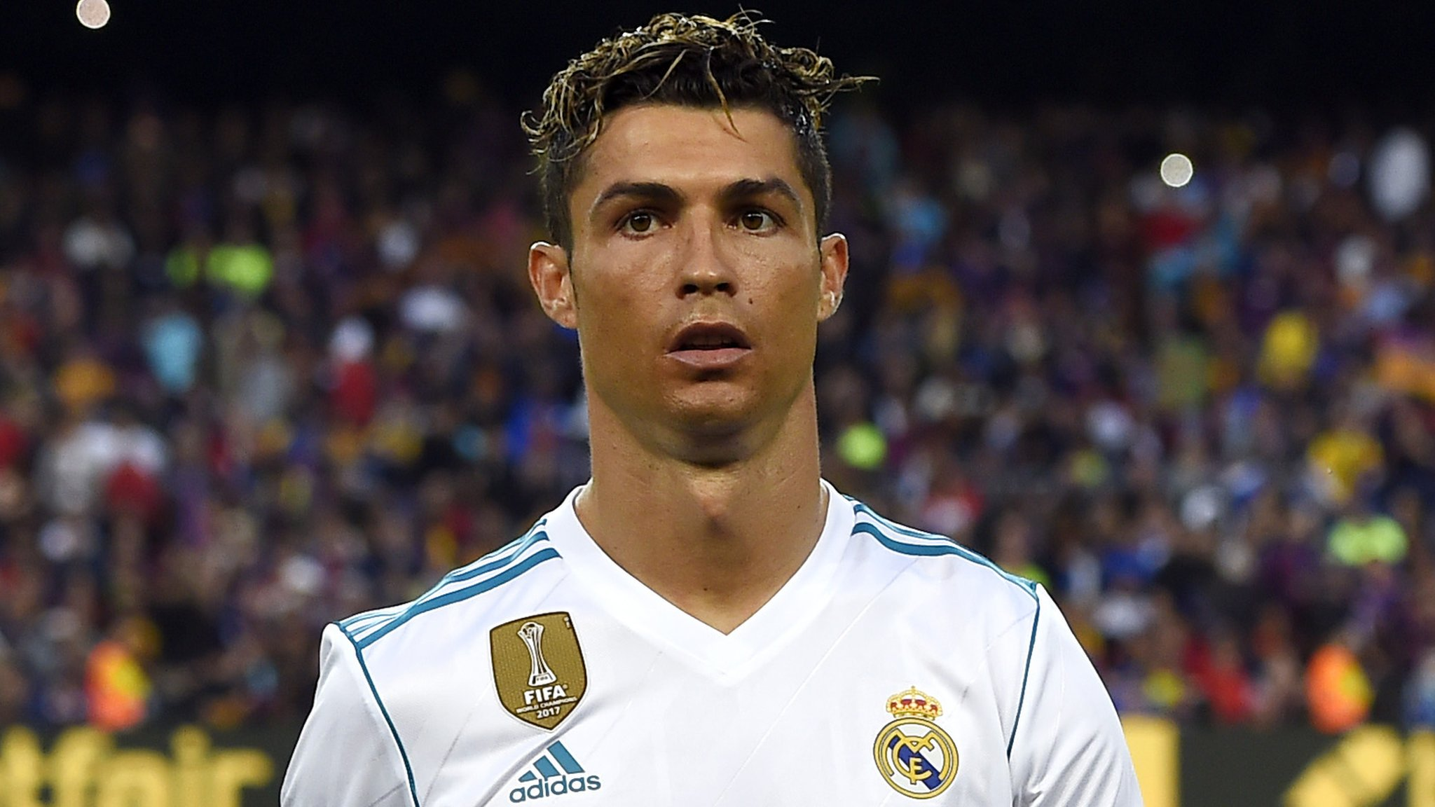 Champions League: Cristiano Ronaldo '120% fit' for Real Madrid v Liverpool