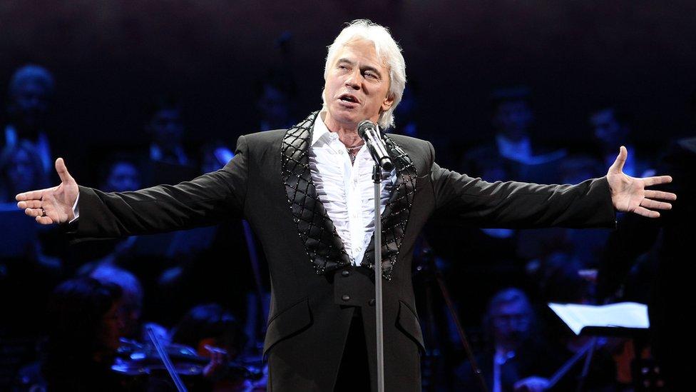BBC News - Dmitri Hvorostovsky: Opera great dies at 55