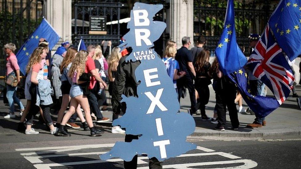 Brexit: 'Dozen' Tories could back no confidence vote, says Ellwood