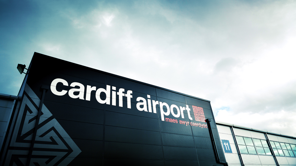 Plans for Cardiff air routes blocked, Welsh government claims