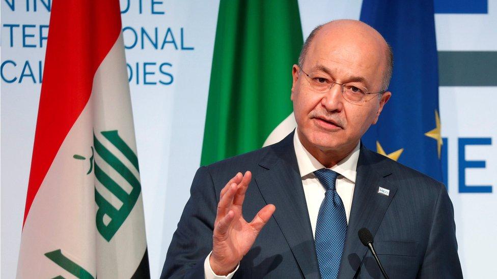 تخلي الرئيس العراقي عن جنسيته البريطانية إعمال للدستور يفتح الجدل بشأن مزدوجي الجنسية